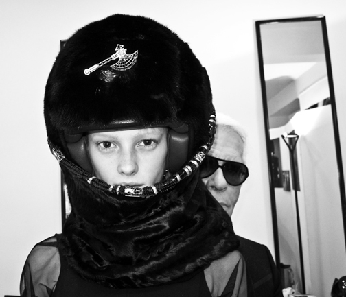 karl lagerfeld. Karl Lagerfeld