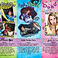 Dippin Dots Party Brochure