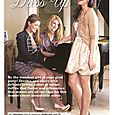 Hailey Paul, Natalie Phillips and Hosanna in Justine Magazine April/May 2010