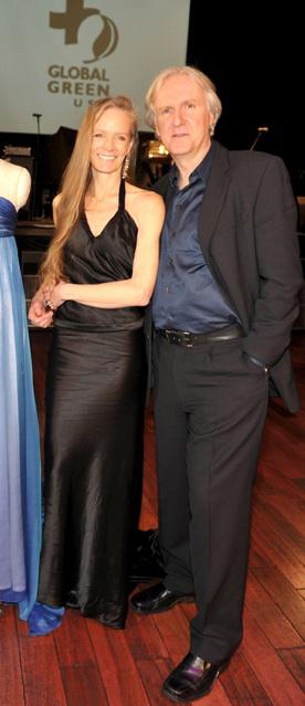Suzy & James Cameron