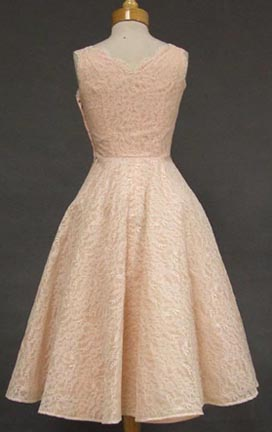 Pink Lace 1950