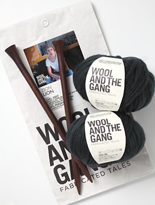 Wool and the Gang Zion Hat Knitting Kit (85)