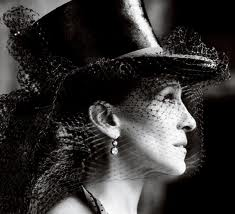 Sarah Jessica Parker top hat