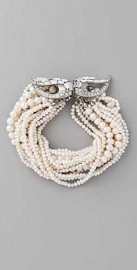 Club Monaco Divine Pearl Bracelet 69