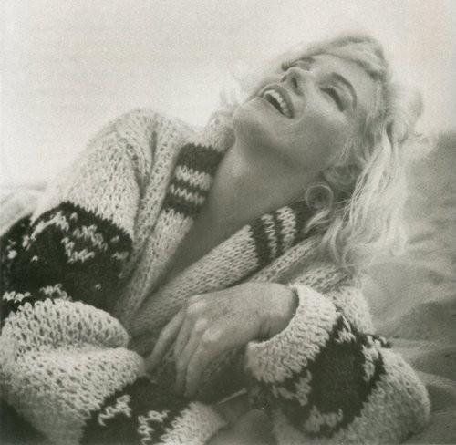 Marilynmonroesweater