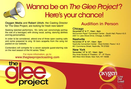 GleeProject2Flyer(Final)