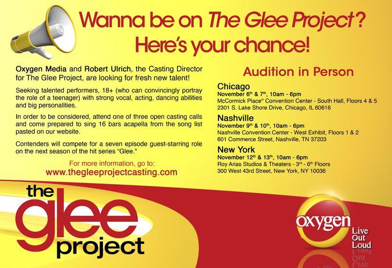GleeProject2Flyer(Final)