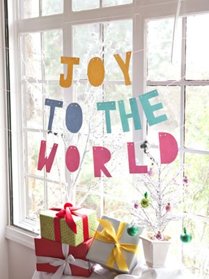 Joy to the world photo