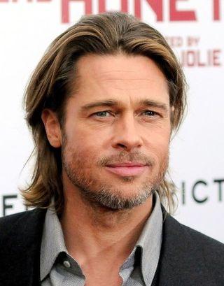 Brad Pitt Chanel No.5