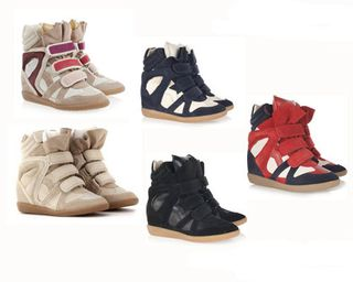 Isabel Marant sports shoes
