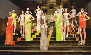 Atelier Versace summber 2012
