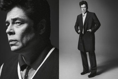 Benicio Del Toro Prada Men